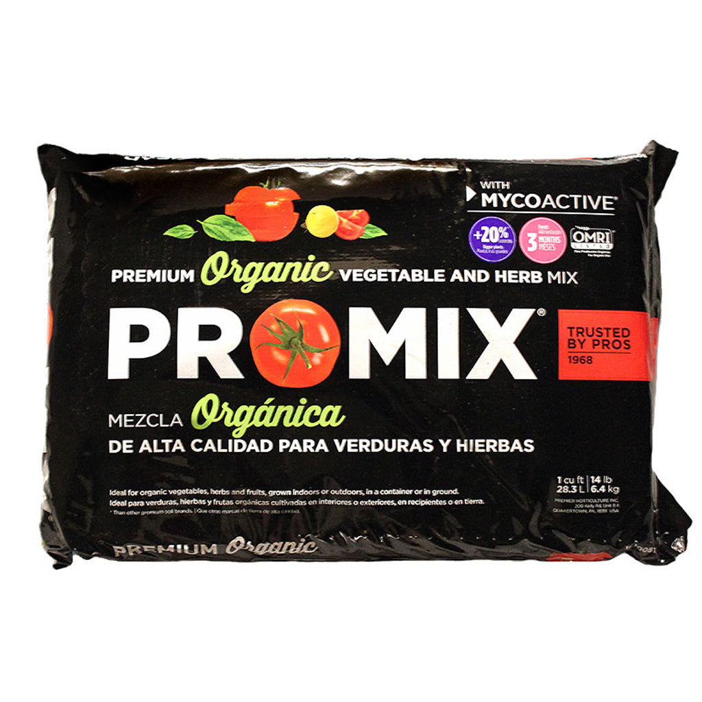 Pro Mix Organic Vegetable and Herb