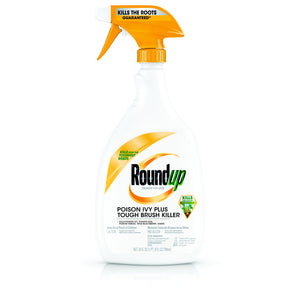 Roundup Poison Ivy Plus Tough Brush Killer RTU Liquid 24 oz.