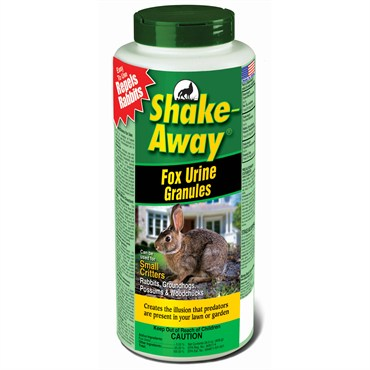 Shake-Away® Fox Urine Granules