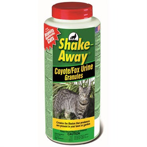 Shake Away coyote / Fox Urin Cat Repellent