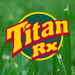 Titan Rx turf-type tall fescue - 50 lb