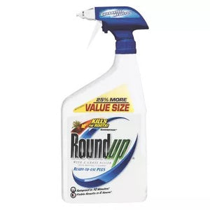 Roundup Weed & Grass Killer 30oz Ready to Use