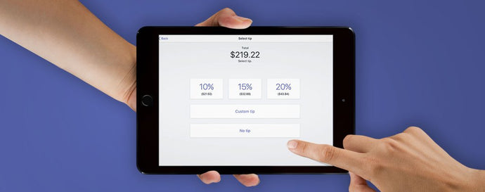 Shopify adds Tipping options