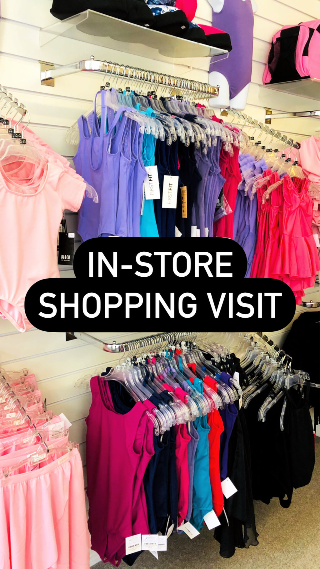 In-Store Shopping Visit (15 Mins)