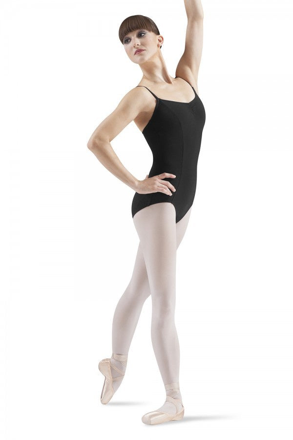 Bloch Seamed Cami Pinch Front Leotard L3227