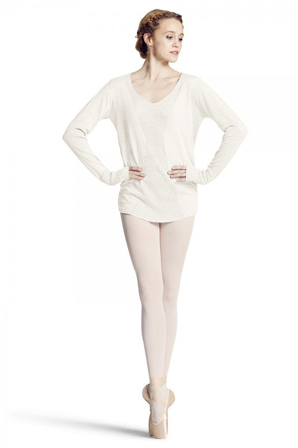 Bloch Mock Halter Sweater Z6799