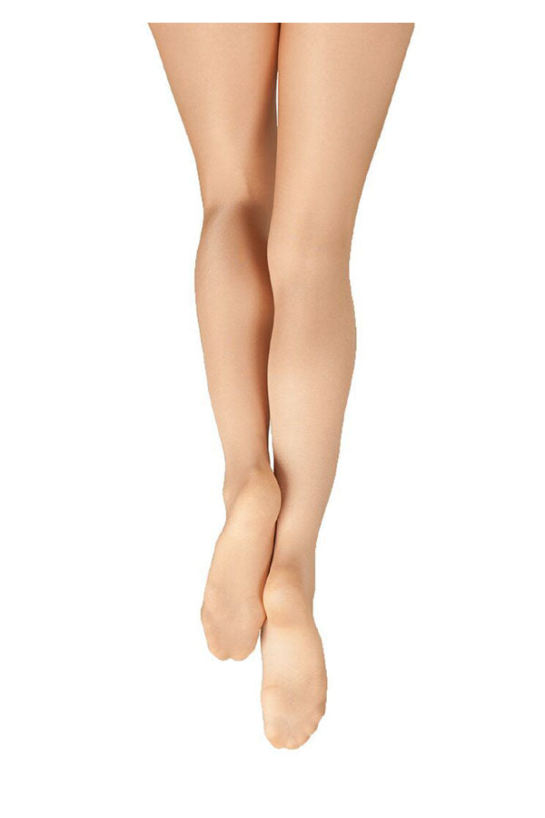 Capezio Ultra Shimmery Footed Tights 1808