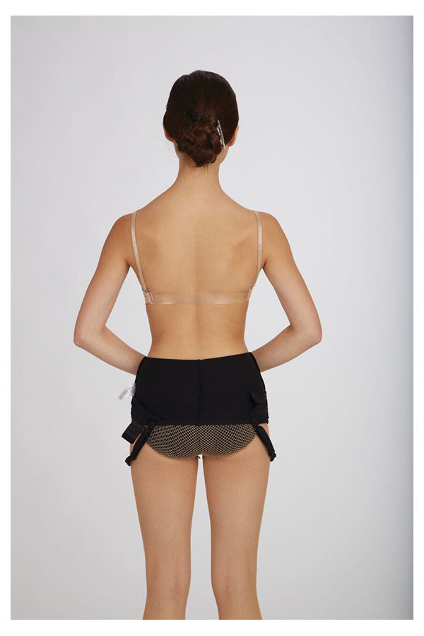 Capezio Seamless Clear-Back Bra 3683