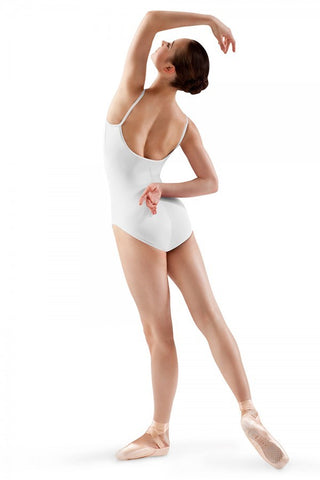 Bloch Ladies Mesh Cross Back Cami Leotard L9897