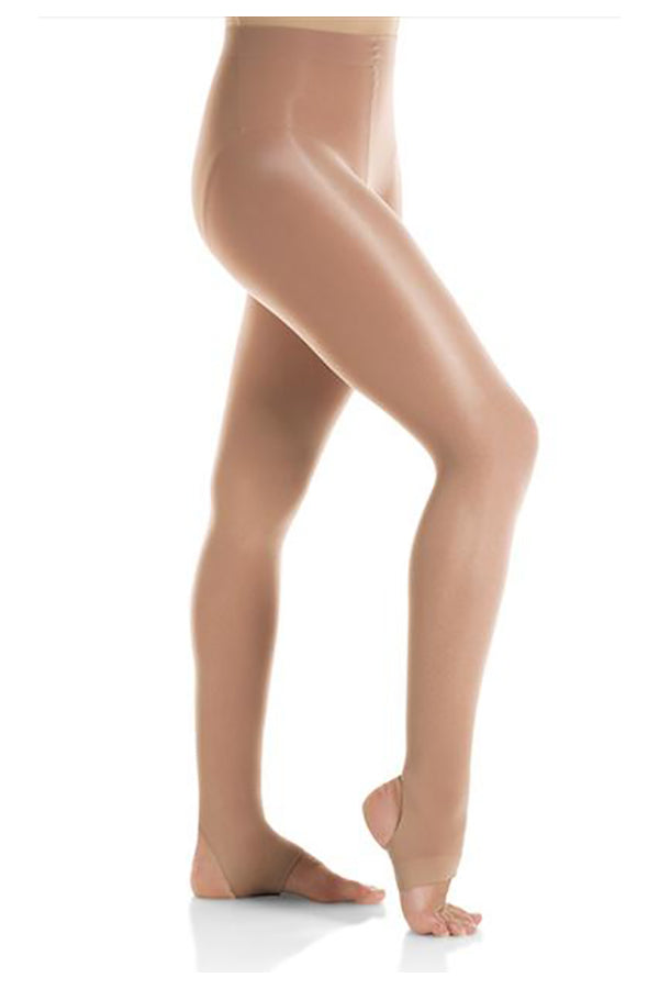 Mondor Ultra Shimmery Stirrup Tights