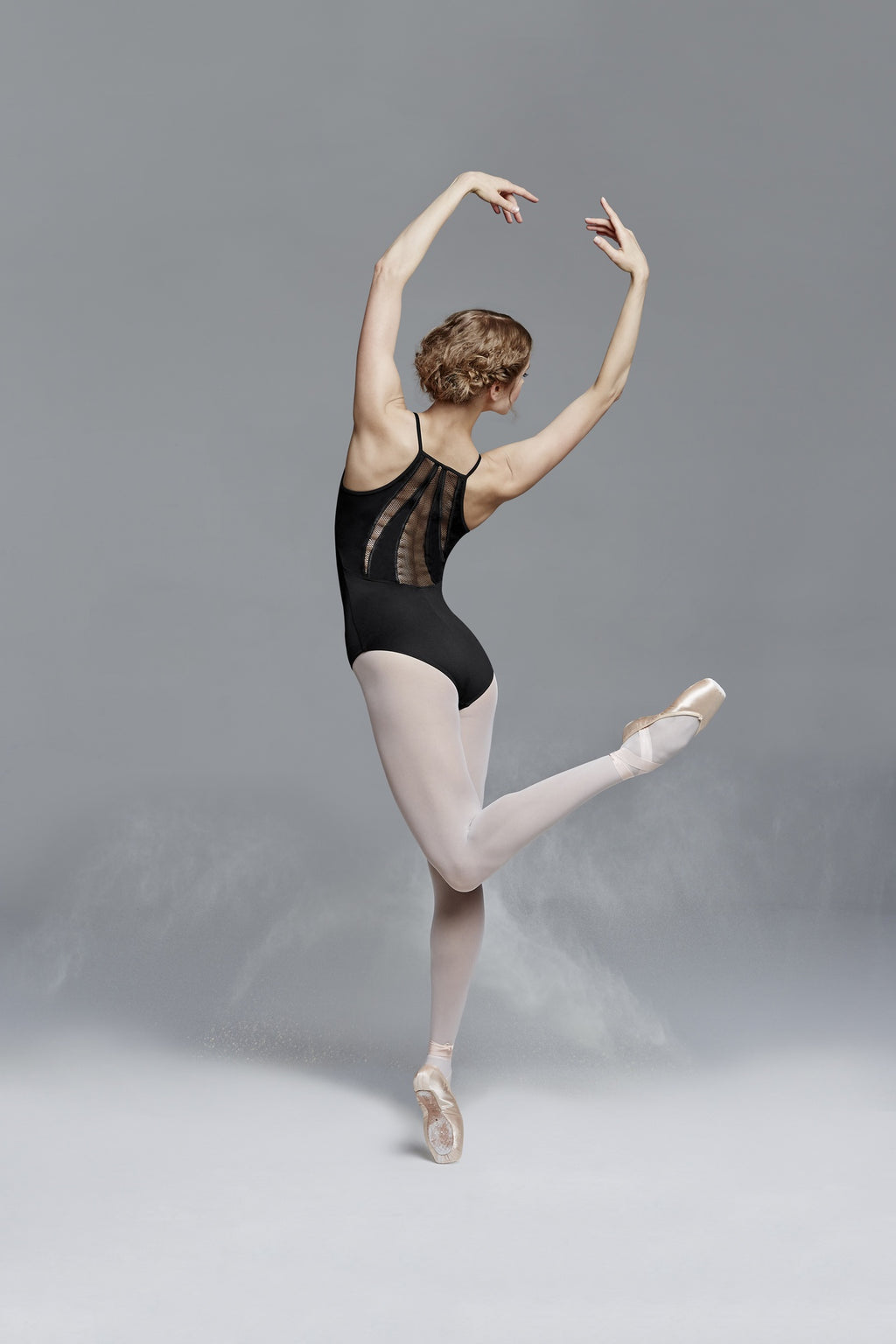 Bloch Diamond Mesh Back Leotard L7760