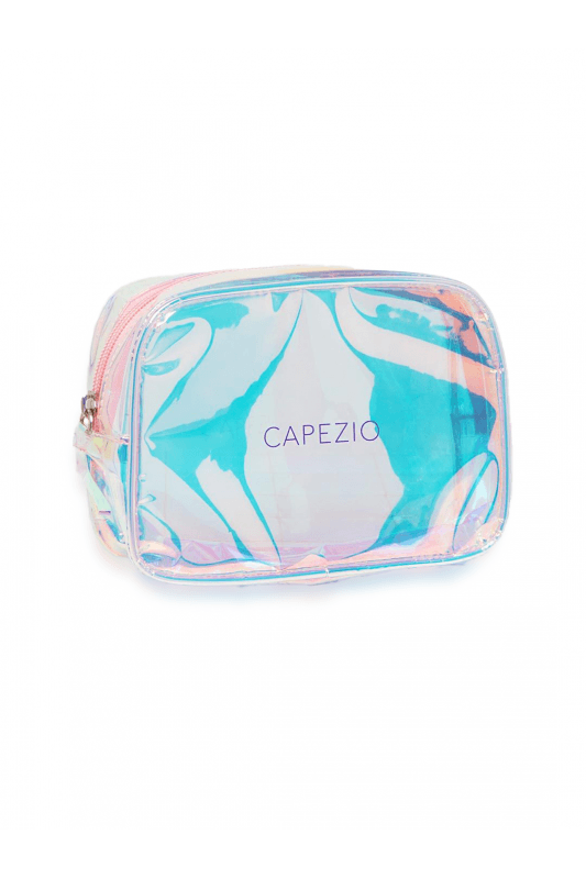 Capezio Holographic MakeUp Bag B226