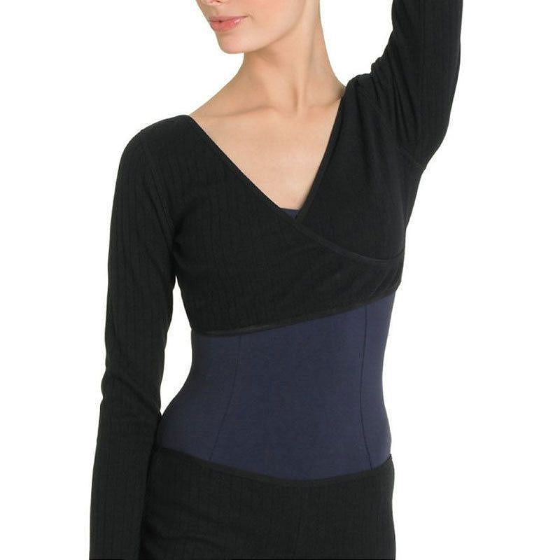 Bloch Rib Fleece Top Z6319