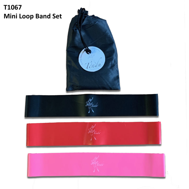 Tendu Mini Loop Bands T1067