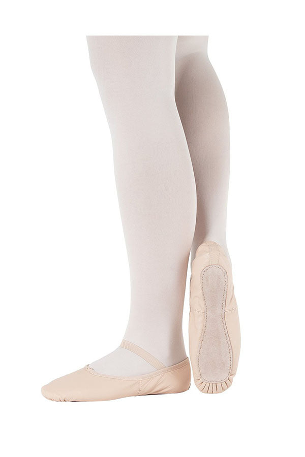 So Danca Leather Full Sole Ballet Shoe BAE14
