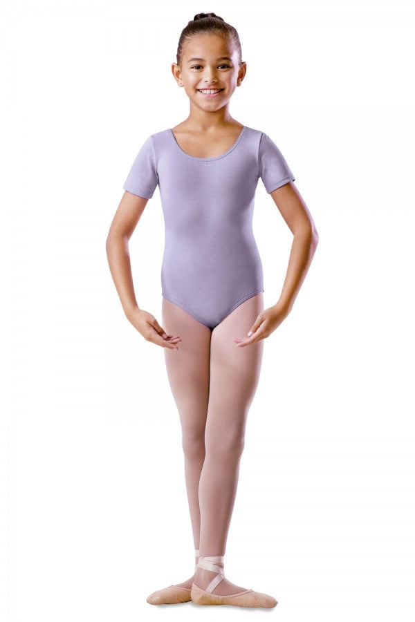 Bloch RAD Short Sleeve Leotard BU201C