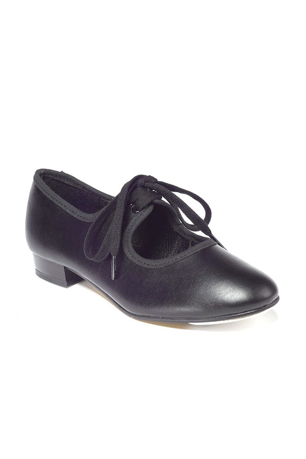 Tappers and Pointers Low Heel PU Tap Shoe