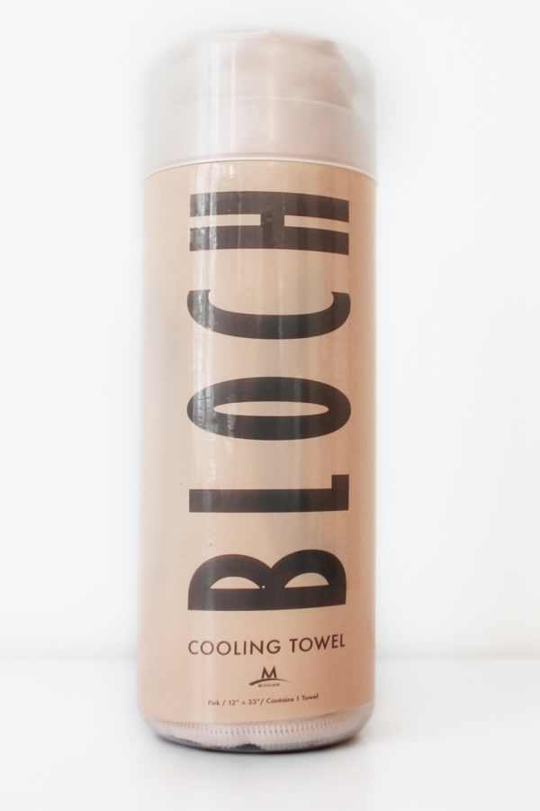 Bloch Cooling Towel