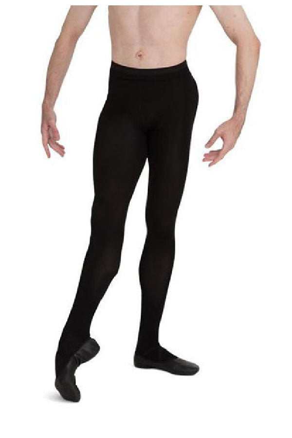 Capezio Men's Back Seamed Footed Tights MT11