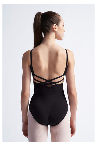 Bloch Mesh Back Cami Leotard L4807