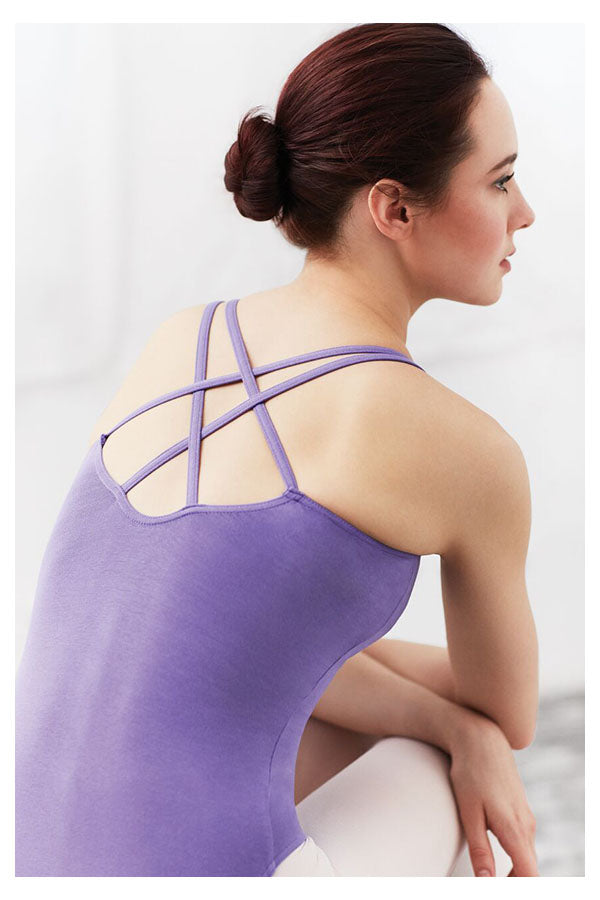 Capezio Double Strap Leotard Ladies CC123L