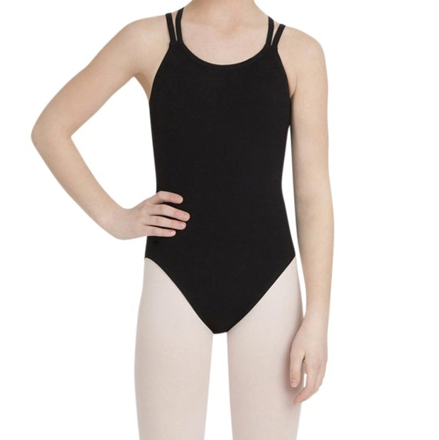 Capezio Double Strap Leotard CC123C