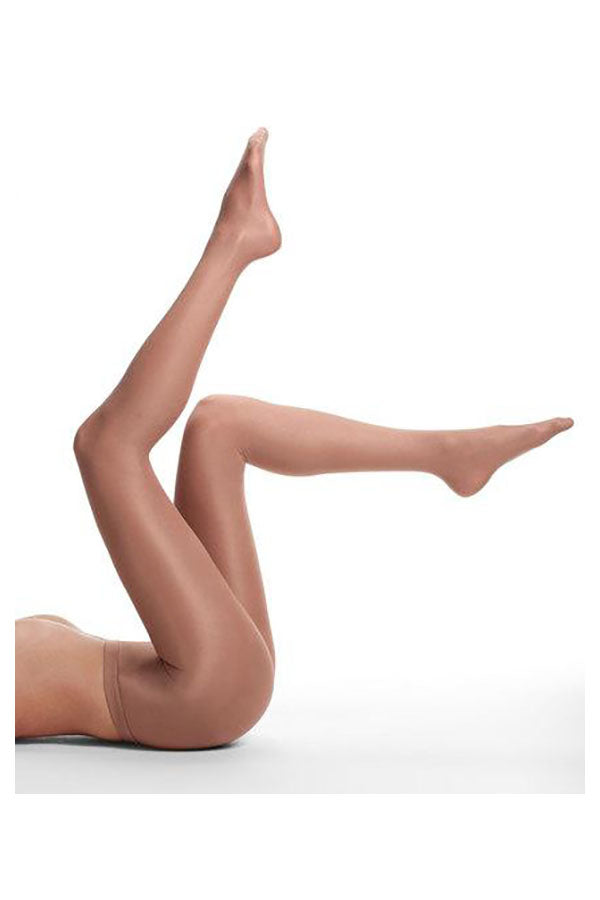 Danskin Shimmery Footed Tights