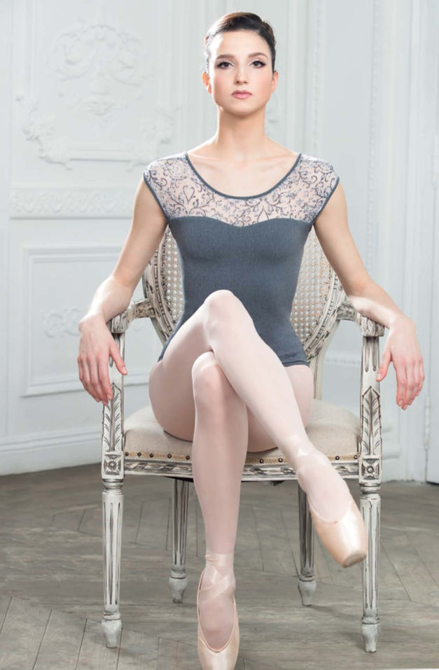 Grishko Floral Lace Leotard DA-1520/2MP
