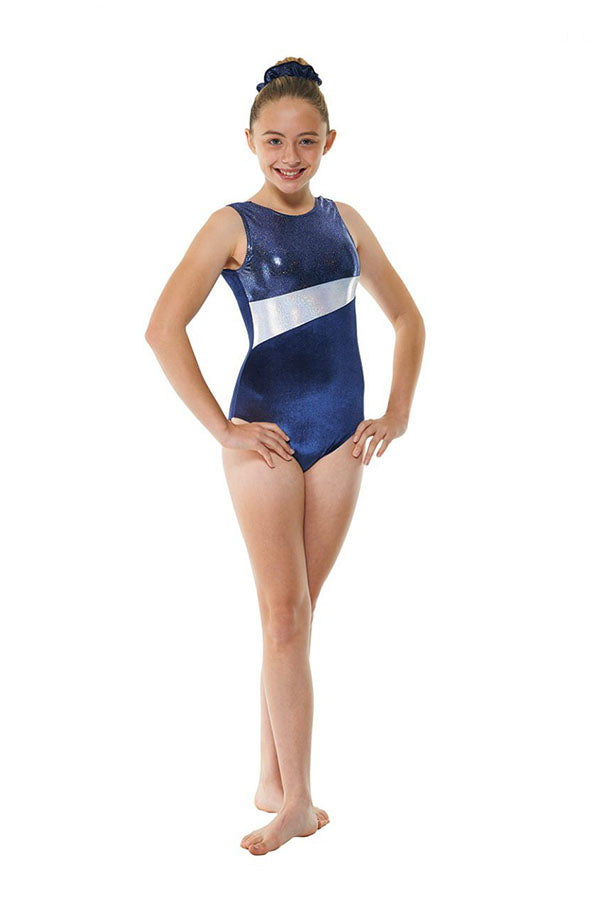 Tappers & Pointers Sleeveless Cosmic Leotard GYM/17