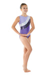Tappers & Pointers Sleeveless Lycra Cosmic Leotard GYM/18