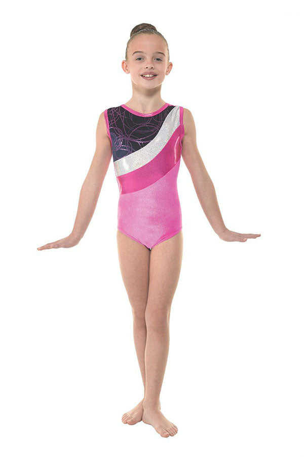 Tappers & Pointers Sleeveless Astro Leotard GYM/30