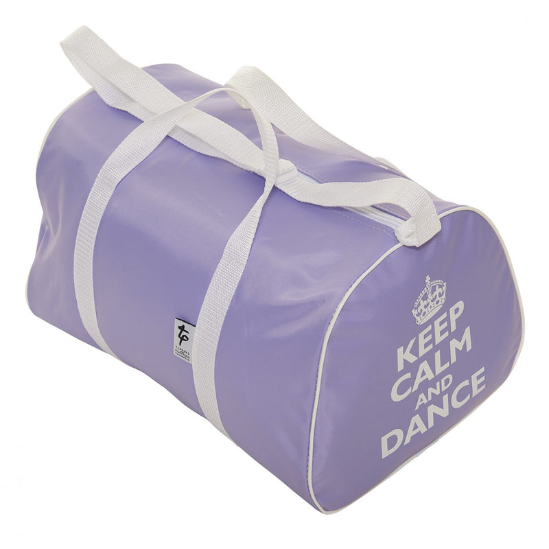 Tappers & Pointers Keep Calm & Dance Holdall