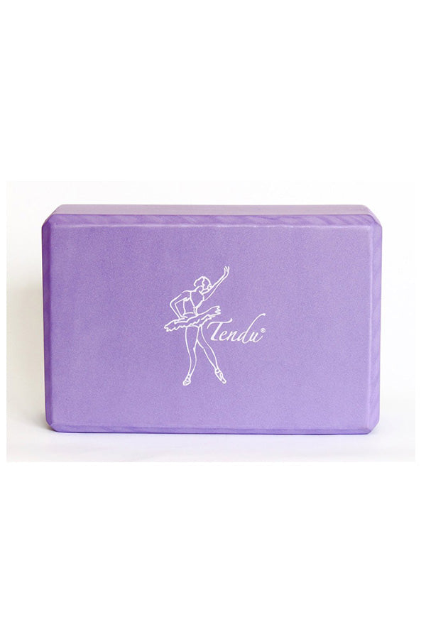 Tendu Yoga Brick