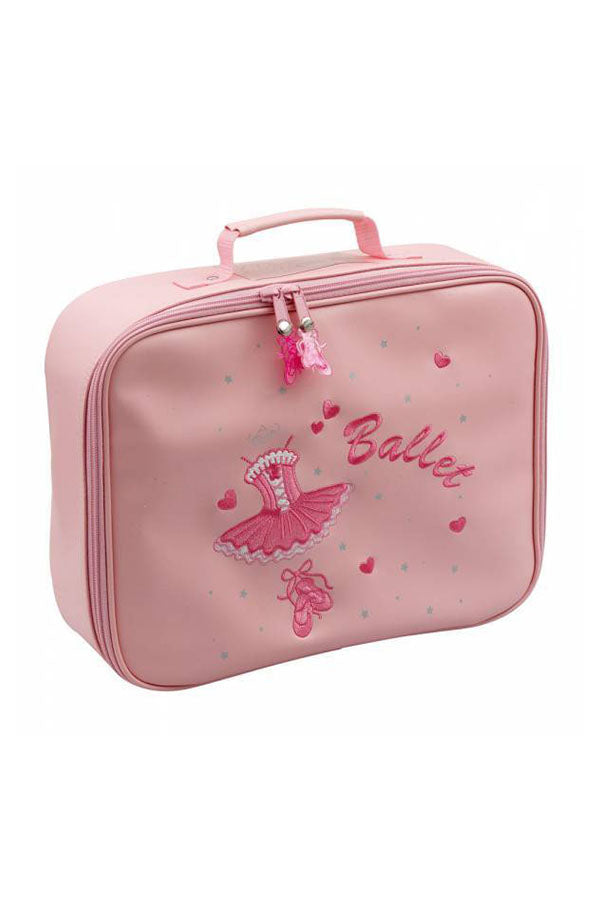 Katz PVC Ballerina Beauty Case