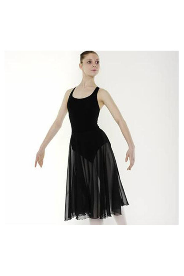 Little Ballerina RAD Chiffon Circular Skirt
