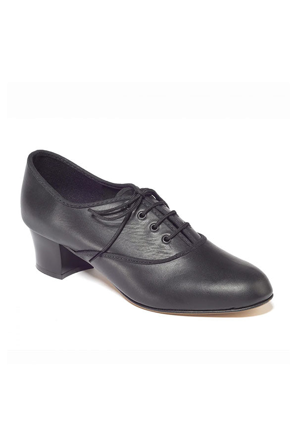 Tappers & Pointers Leather Oxford Tap Shoes