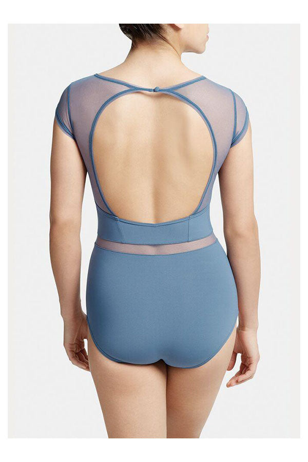 Capezio Sheer Cap Sleeve Leotard MC820