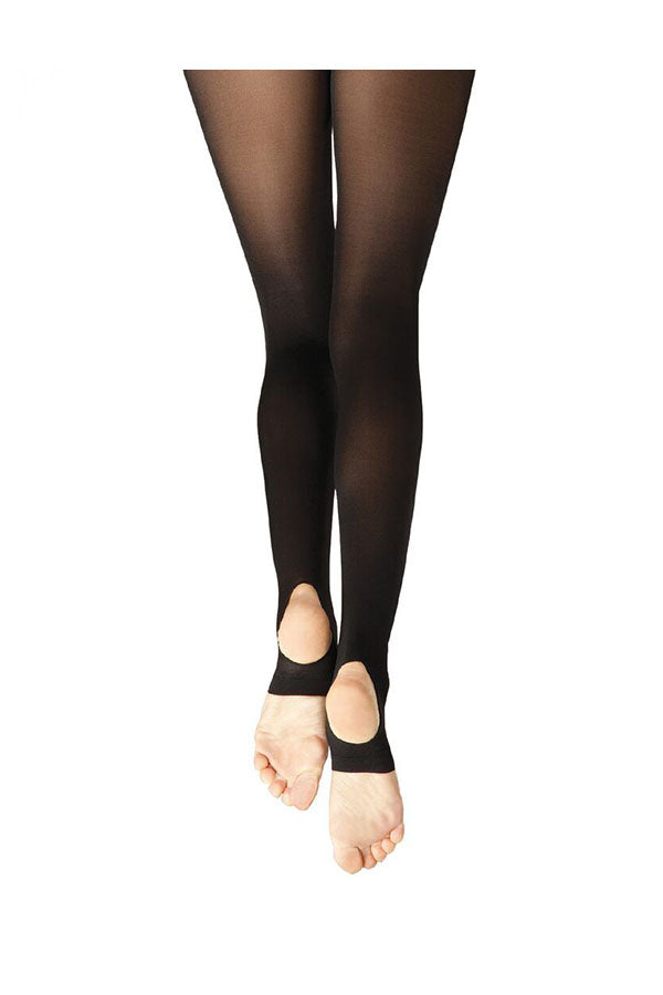 Capezio Hold & Stretch Stirrup Tights N145