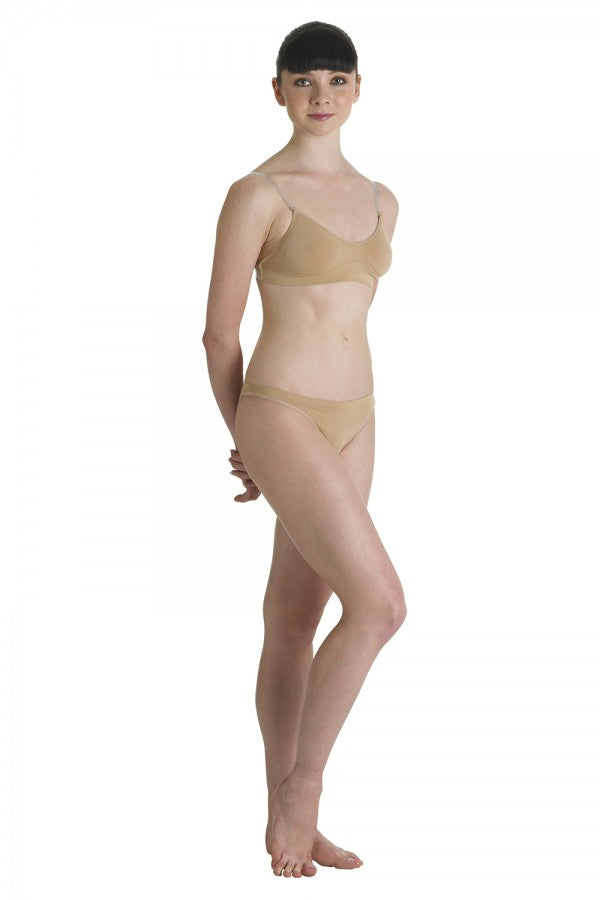 Bloch Ladies Seamless Thong R3104