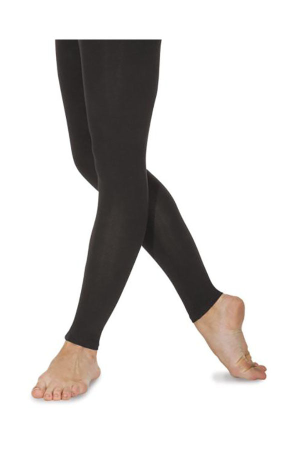 Roch Valley Cotton Footless Leggings