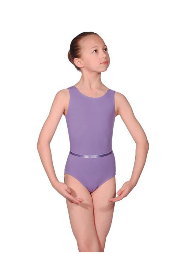Roch Valley Cotton Sleeveless Leotard CJUNE