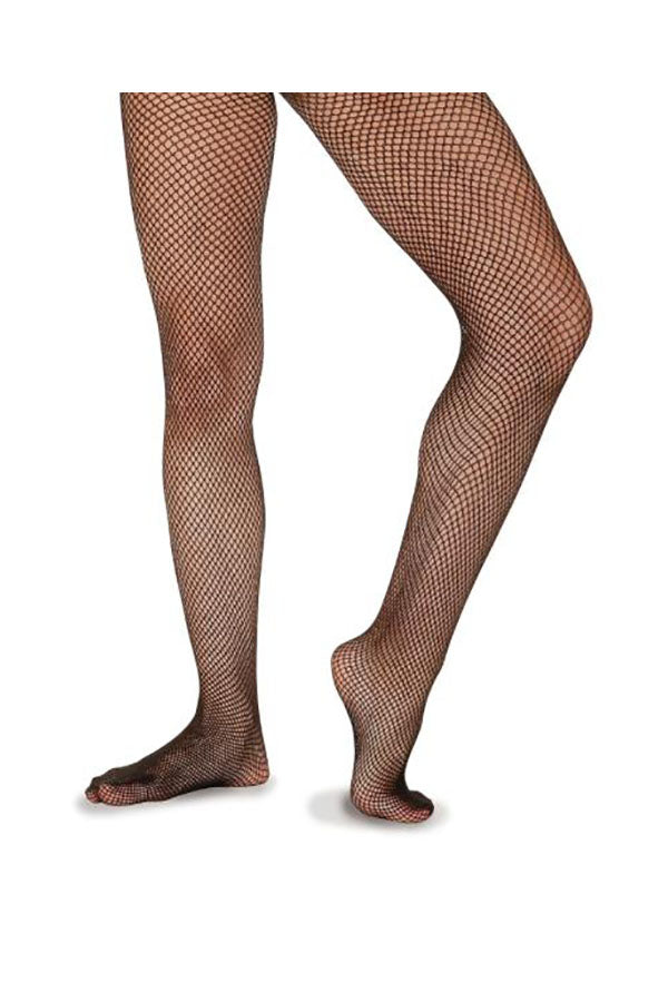 Roch Valley Seamless Fishnet Tights
