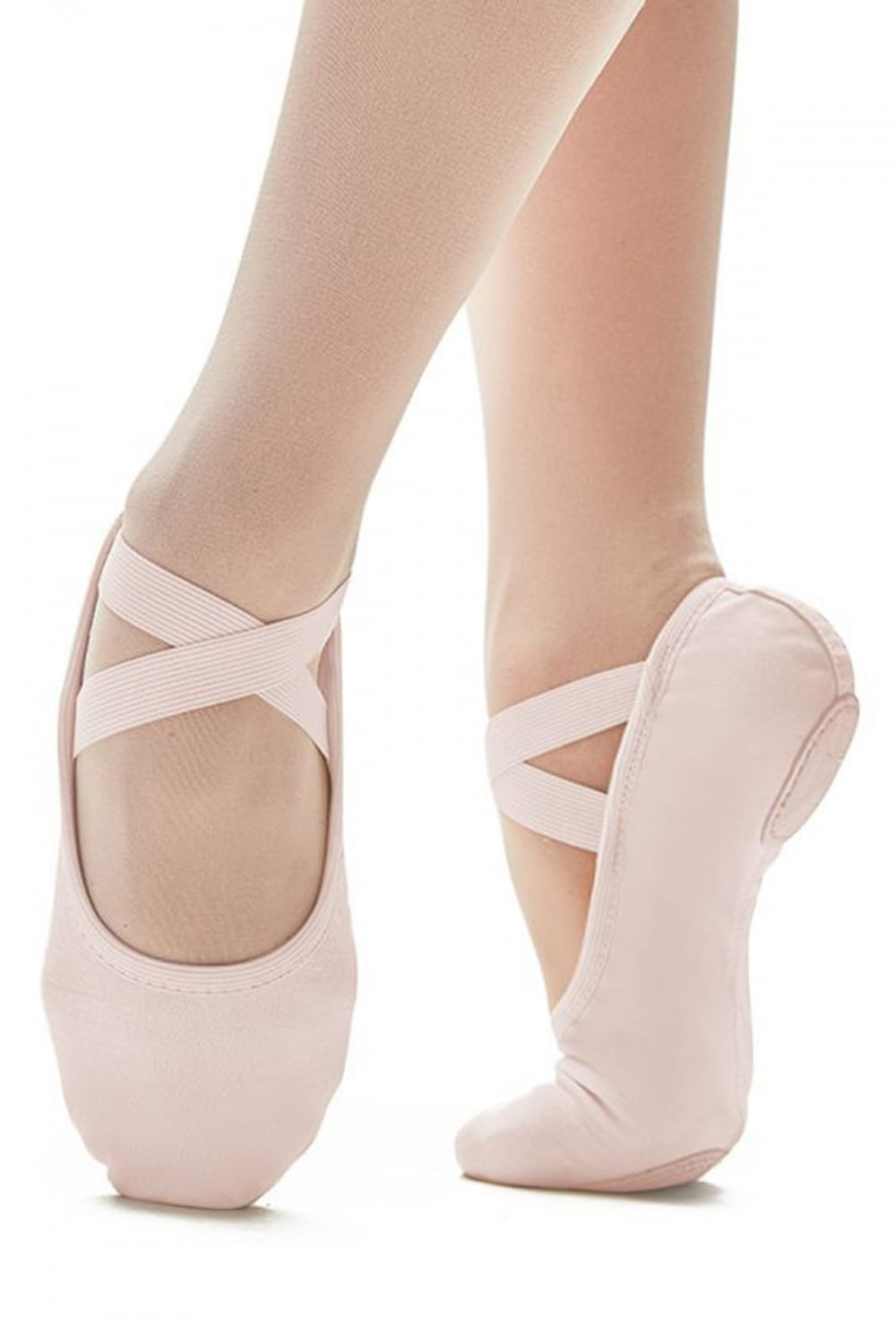 So Danca Super Pro Canvas Ballet Shoe SD120