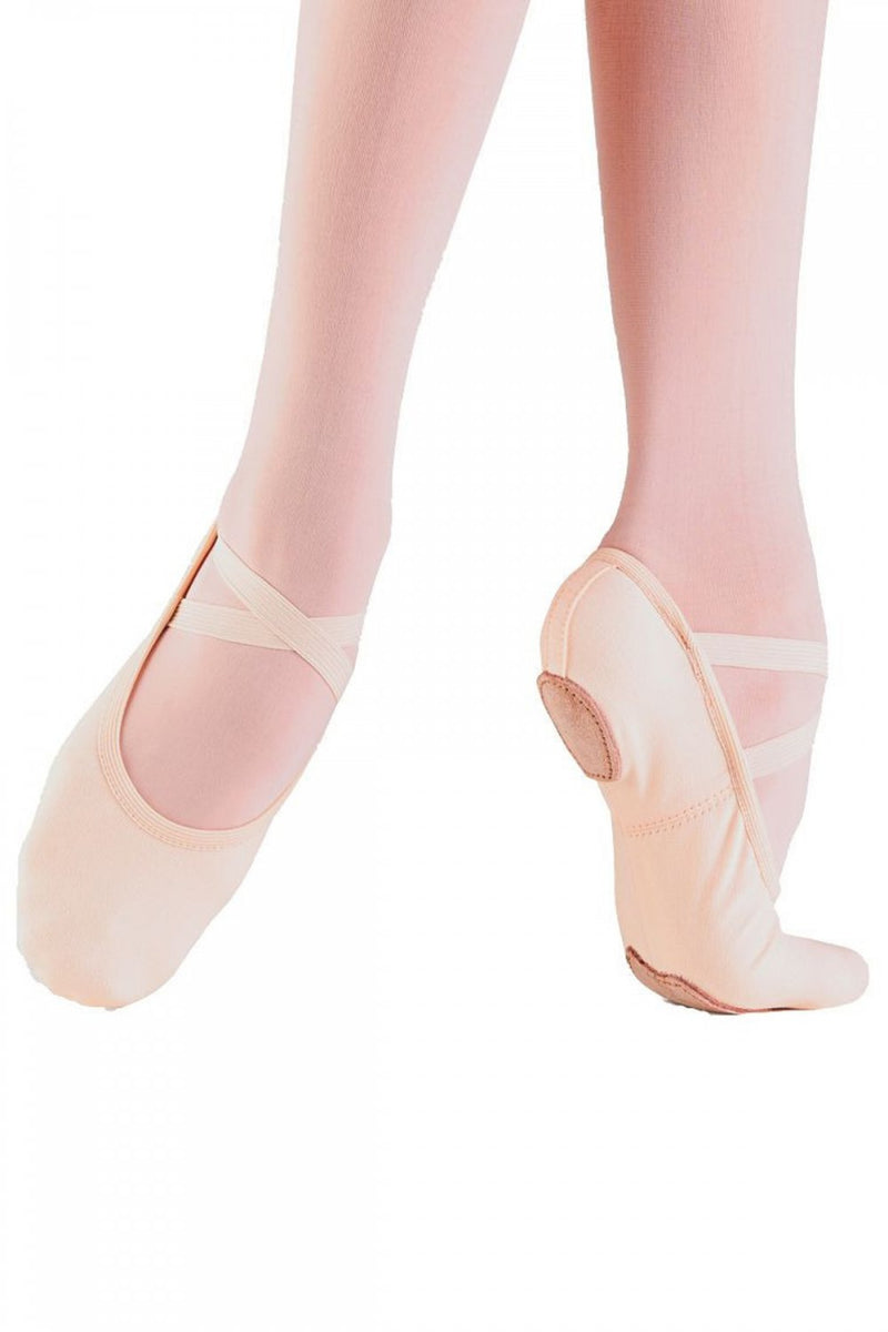 So Danca Split Sole Stretch Canvas SD16