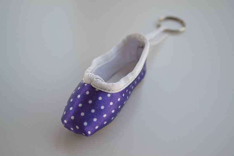 So Danca Pointe Shoe Keyring KCE01