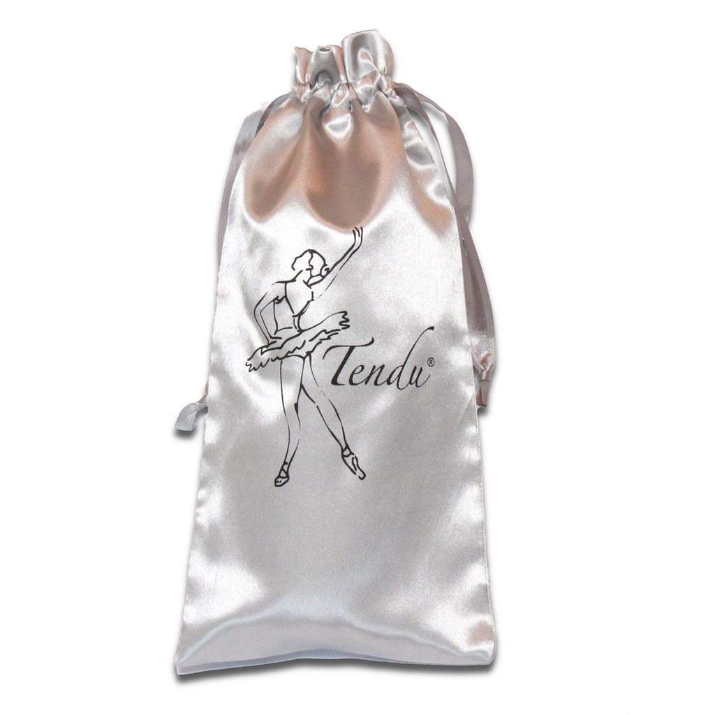 Tendu Satin Pointe Shoe Bag T1063
