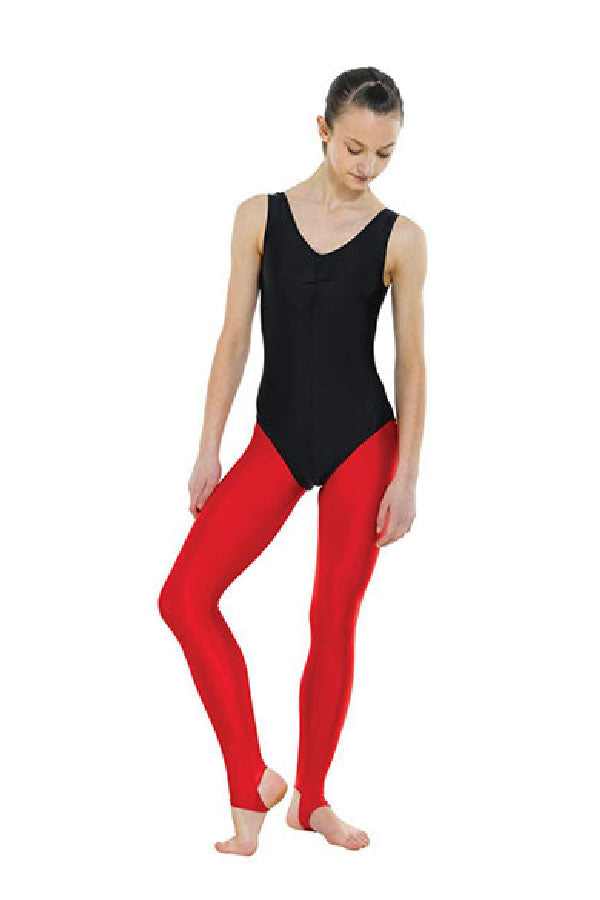 Tappers & Pointers Nylon Lycra Stirrup Leggings