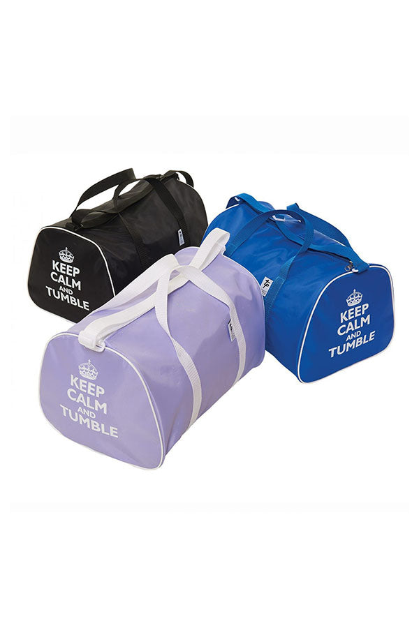 Tappers & Pointers Keep Calm Gymnastic Holdall