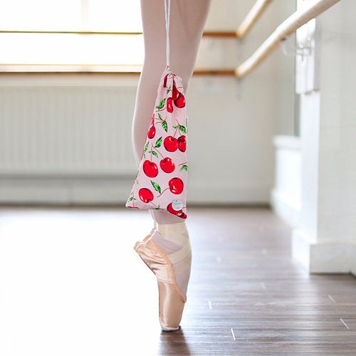 Printed Pointe Shoe Bag