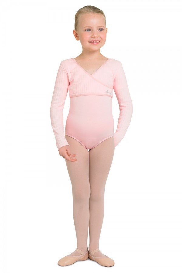 Bloch Rib Fleece Top CZ6309